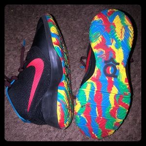 KD 5 youth shoes